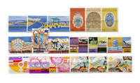 Nederlandse Antillen - jaargang 1975 (nr.500-517, postfris)