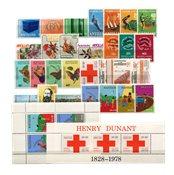 Nederlandse Antillen - jaargang 1978 (nr.573-603, postfris)