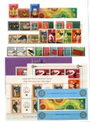 Nederlandse Antillen - jaargang 1980 (nr.645-675, postfris)