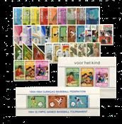 Nederlandse Antillen - jaargang 1984 (nr.764-797, postfris)