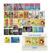 Nederlandse Antillen - jaargang 1985 (nr.798-830, postfris)