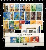 Nederlandse Antillen - jaargang 1987 (nr.859-883, postfris)