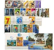 Antilles néerlandaises - Année 1989 - NVPH 910-934  - Neuf