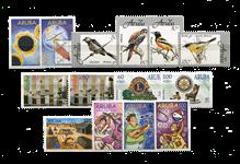 Aruba - Årgang 1998 (nr.207-220, postfrisk)