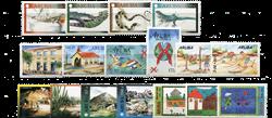 Aruba - Årgang 2000 (nr.243-259, postfrisk)