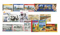Aruba - Årgang 2002 (nr.278-293, postfrisk)