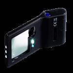 Taskelup *6 i 1* - Mikroskop, stor linse, lille linse, UV-lampe, LED-lys