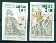 France - YT ND91-92 - Non-dentelé