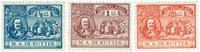 Nederland 1907 - Michiel de Ruyter - Nr. 87-89 - Postfris