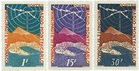 Monaco neuf YT 376-378