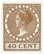 Nederland - Nr. 196 - Postfris