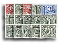 Holland - NVPH 356-370 - Postfrisk