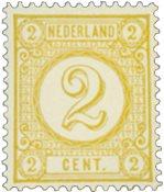 Holland - NVPH 32a - Ubrugt