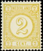 Hollanti - NVPH 32a - Käyttämätön