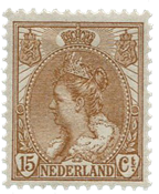 Netherlands - NVPH 64 - Unused