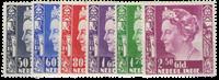 Nederlands Indië  - Nr. 205-210 - Postfris