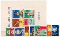 Nederlandse Antillen - jaargang 1962 (nr.323-332, postfris)