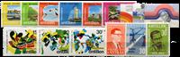 Nederlandse Antillen - jaargang 1972 (nr.445-459, postfris)