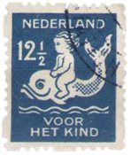 Holland - NVPH RT85 - Stemplet