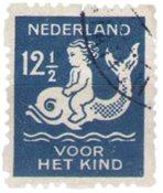 Pays-Bas - NVPH RT85 obl.