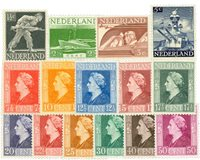 Pays-Bas - NVPH 428-442 - Neuf