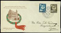 Holland 1950 - Leidse universitet - NVPH E3