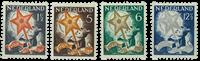 Holland 1933 - NVPH R98-R101 - Ubrugt