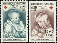 Île de la Réunion Y&T 366-67