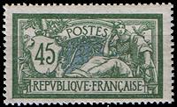 Frankrig - YT 143 - Postfrisk