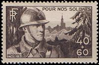France - YT 451 - Neuf