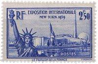France - YT 458 - Neuf