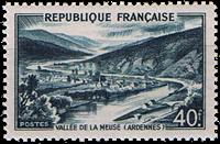Frankrig - YT 842A - Postfrisk