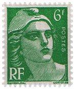 Frankrig - YT 884 - Postfrisk