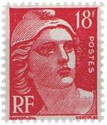 Frankrig - YT 887 - Postfrisk