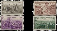 Frankrig - YT 466-69 - Postfrisk