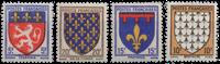 Frankrig - YT 572-75 - Postfrisk