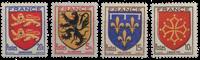 France - YT 602-05 - Neuf