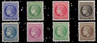 France - YT 674-81 - Mint