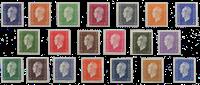 France - YT 682-701 - Mint
