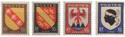 Frankrig - YT 755-58 - Postfrisk