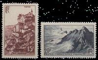 Frankrig - YT 763-64 - Postfrisk
