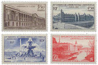 Frankrig - YT 780-83 - Postfrisk