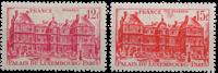 Frankrig - YT 803-04 - Postfrisk