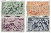 France - YT 859-62 - Neuf