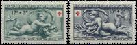Frankrig - YT 937-38 - Postfrisk