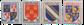 France - YT 951-54 - Neuf