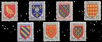 Frankrig - YT 999-1005 - Postfrisk