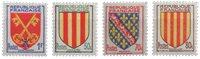 France - YT 1044-47 - Mint