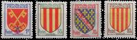 Frankrig - YT 1044-47 - Postfrisk