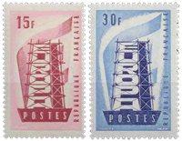 France - YT 1076-77 - Mint